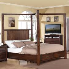Wayfair Cal King Headboard by Cal King Canopy Storage Bed By Riverside Furniture Wolf And