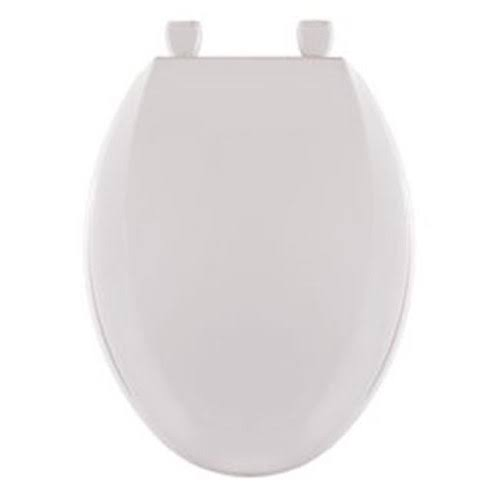 Centoco Manufacturing HP1600-001 Plastic Elongated Toilet Seat - White