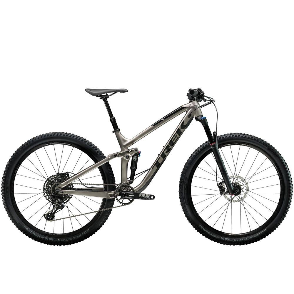 Trek Men's Fuel EX 7 29 Mountain Bike Matte Metallic Gunmetal / 23