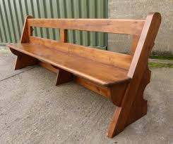 bexhill open back bench church pew top trade supplier of