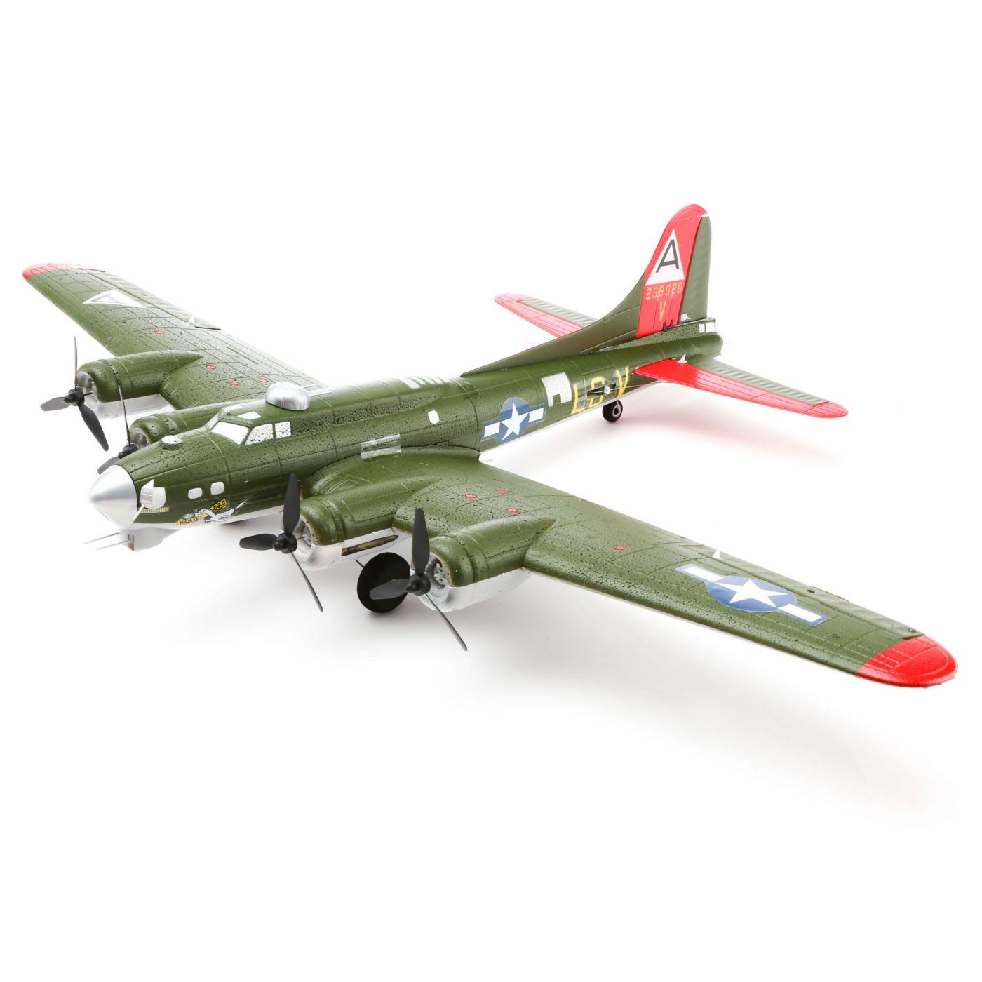 E-flite U5380 Umx B-17g Flying Fortress RC Vehicle Model Kit