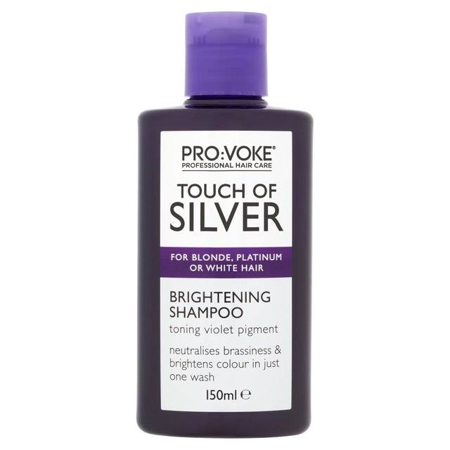 Provoke Touch of Silver Purple Brightening Shampoo - 150ml