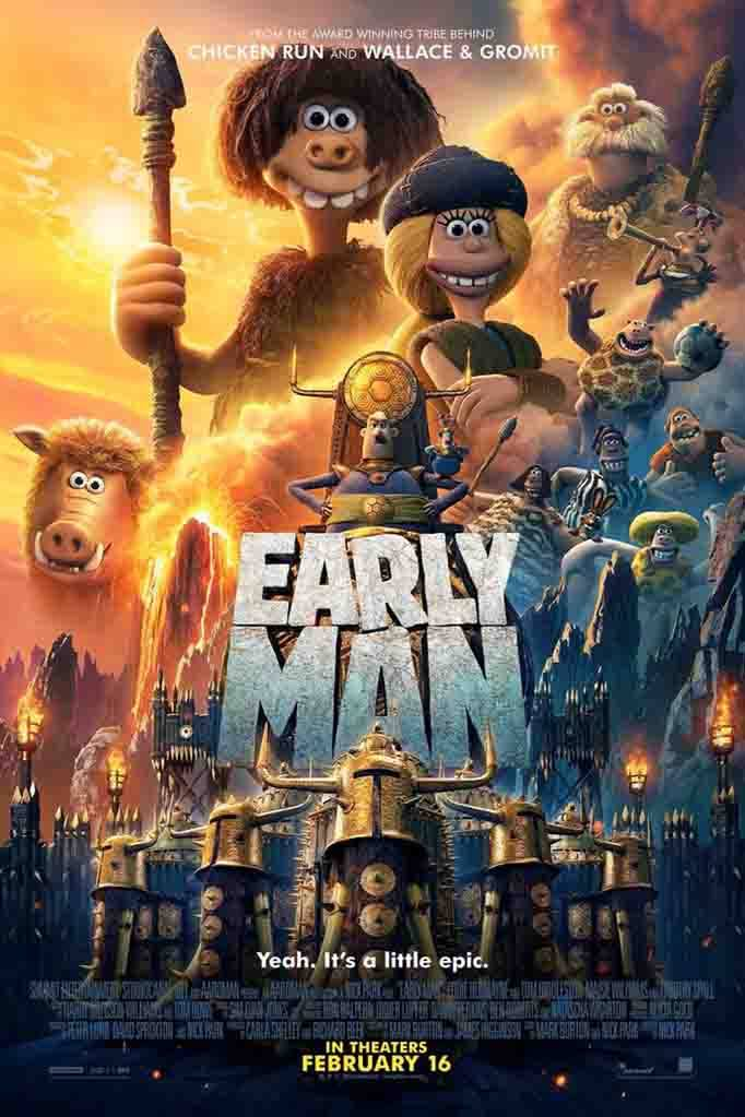 Early Man (2018) Download Full Movie In HD Through Direct Link-700MB