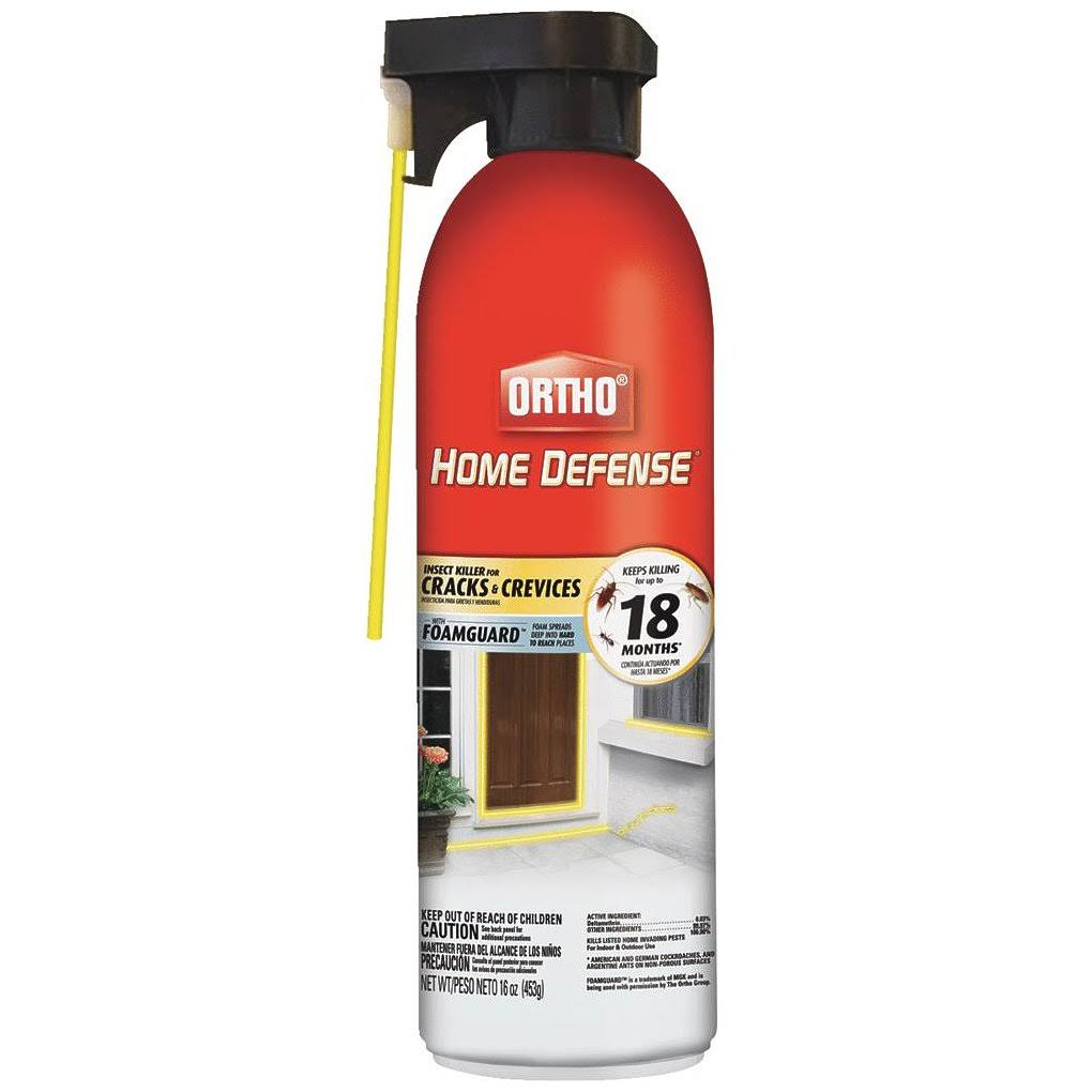 Ortho 0205408 Home Defense Insect Killer - 16oz
