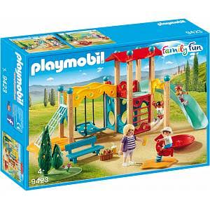 Playmobil 9423 Family & Fun Big Playground