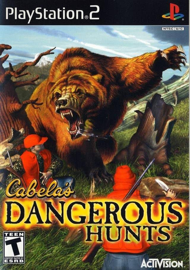 Cabela's Dangerous Hunts - PlayStation 2