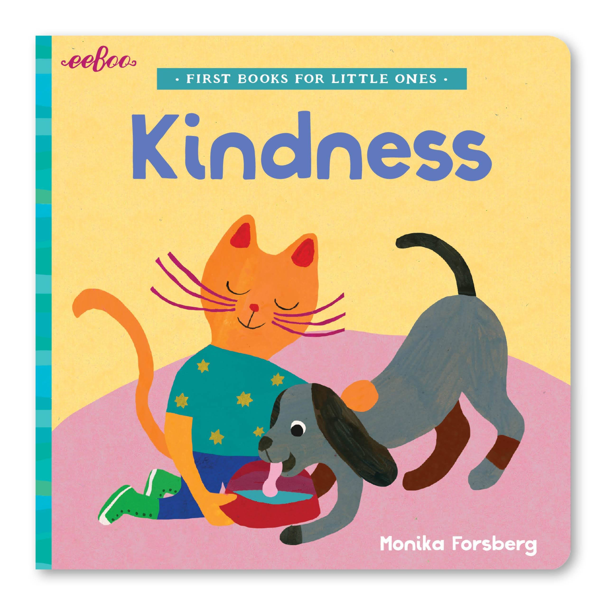 First Books for Little Ones- Kindness by eeBoo