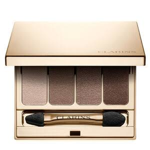Clarins Eye Quartet Palette - 03 Brown