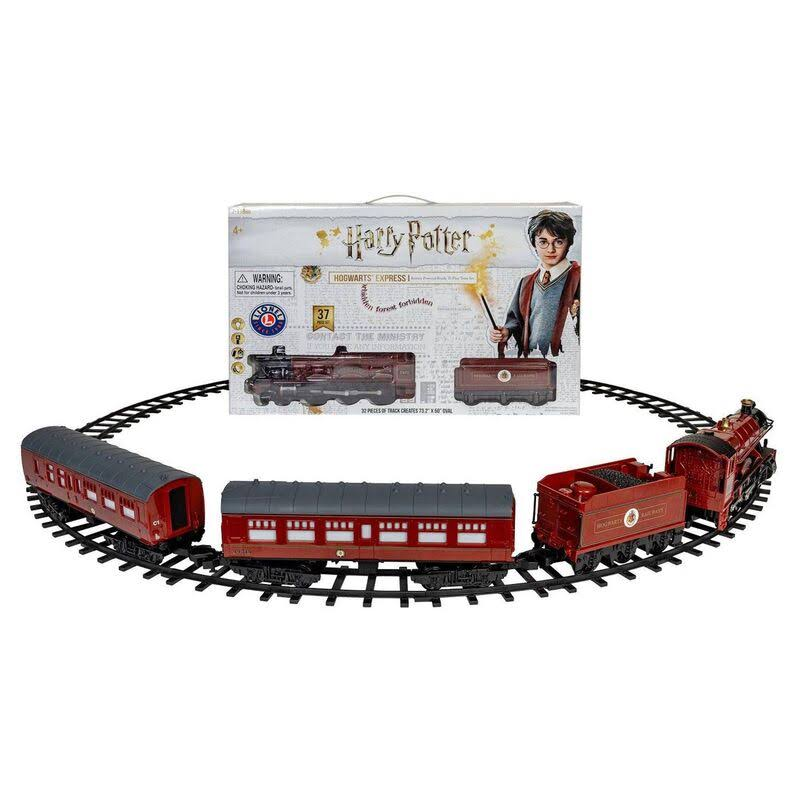 Lionel Train Set, Hogwarts Express, Harry Potter, 4+