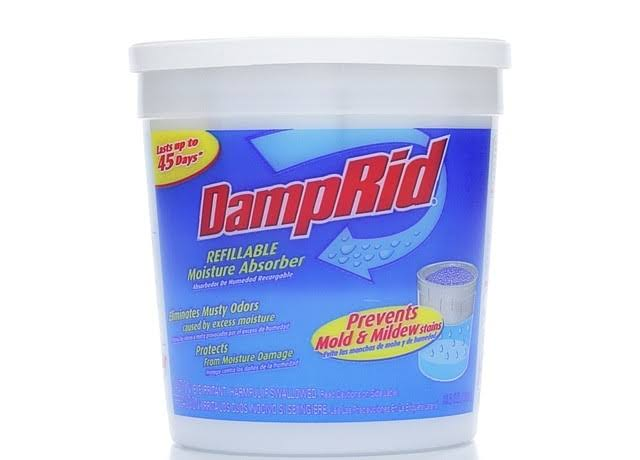 DampRid Refillable Moisture Absorber - 10.5oz