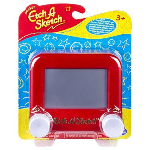 Spin Master Etch a Sketch Pocket Toy
