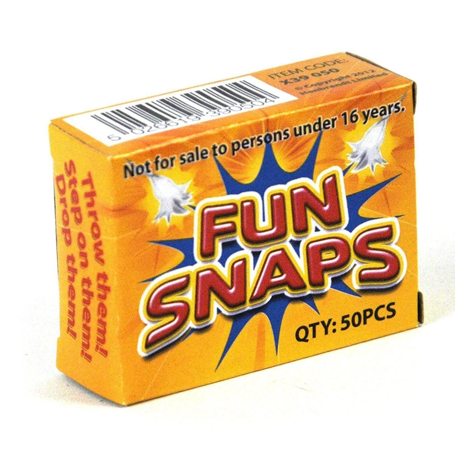 Fun Snaps - 50 Pieces