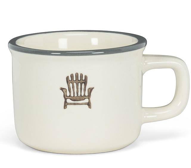 Abbott Collectibles and Figurines - Cottage Chair Espresso Mug
