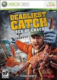 Deadliest Catch Boat Sinks Crew by Amazon Com Deadliest Catch Sea Of Chaos Xbox 360 Video Games