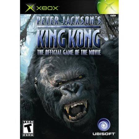 King Kong: The Official Game of the Movie - XBox