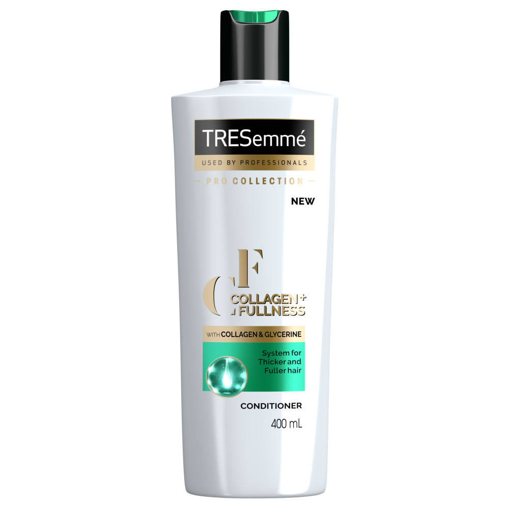 Tresemme Pro Collection Collagen Fullness Conditioner - 400ml