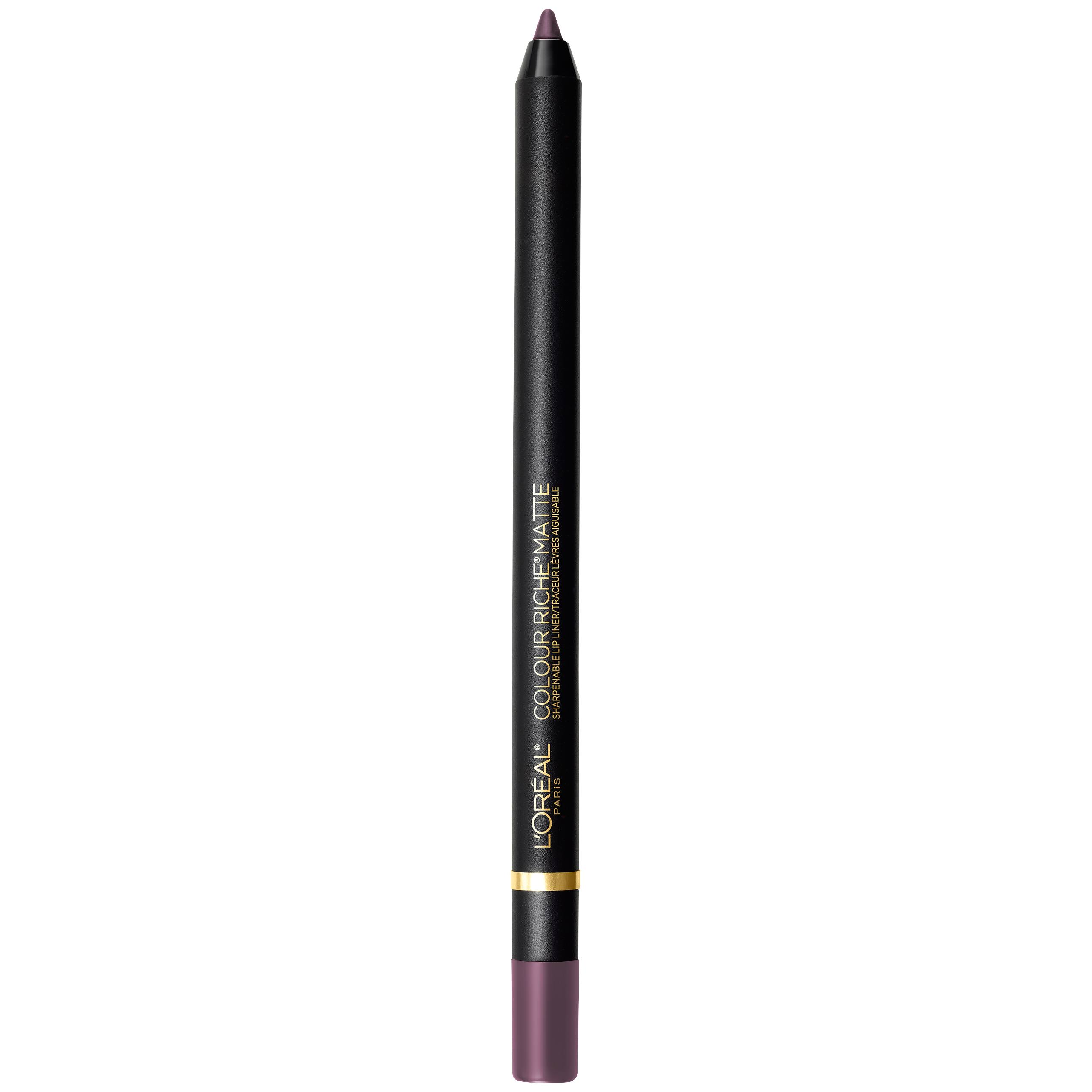 L'Oréal Colour Riche Matte Lip Liner - Killed The Matte, 0.04oz