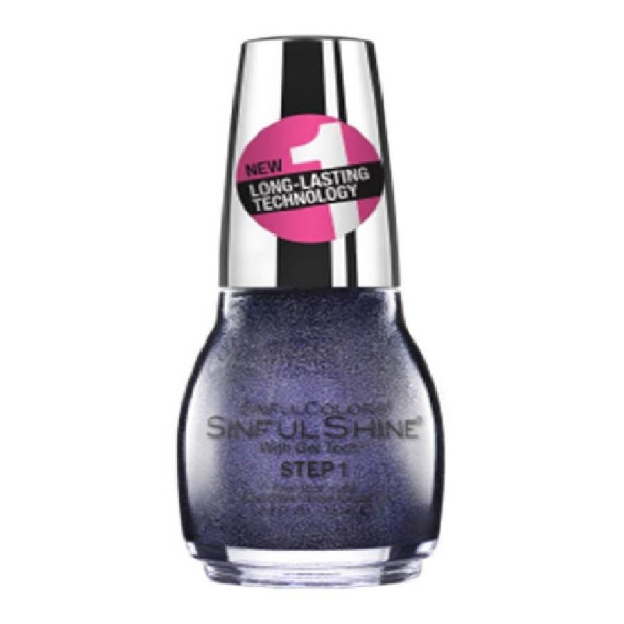 Sinfulcolors 7886853 2652 Galaxy Nail Polish