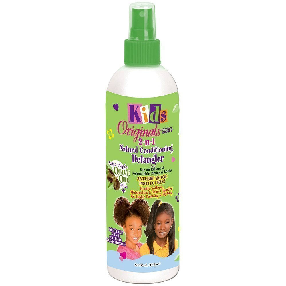 Africa's Best Kids Originals 2-in-1 Natural Conditioning Detangler - 12oz