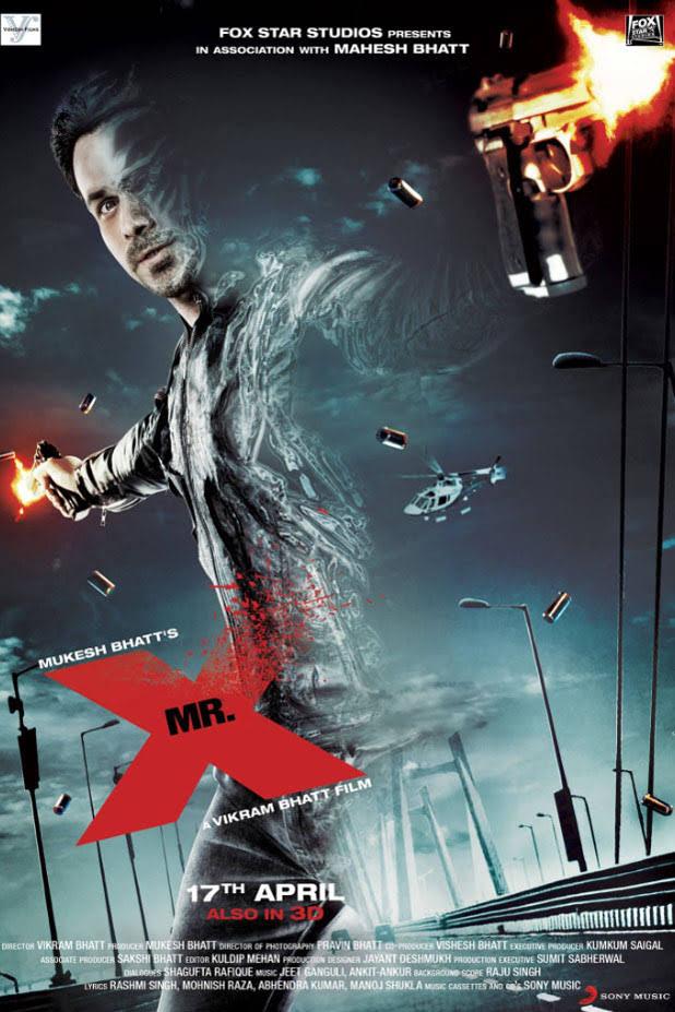 Mr. X-Mr. X