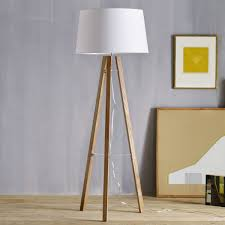 Surveyor Floor Lamp Tripod by Wooden Floor Lamps Target Xiedp Lights Decoration