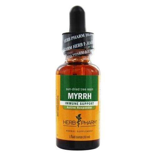 Herb Pharm Myrrh Extract Supplement - 29.6ml