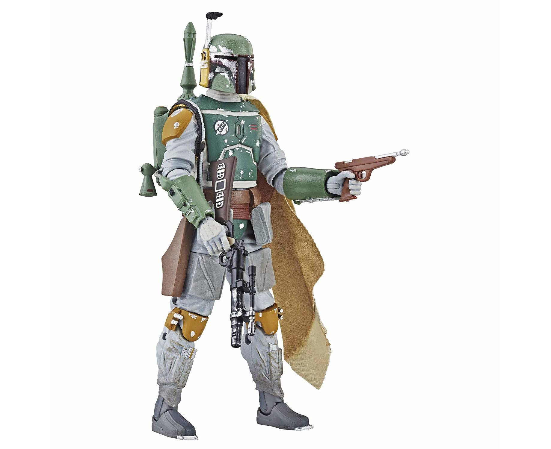 Hasbro Star Wars The Black Series Archive Boba Fett Figure - 6""