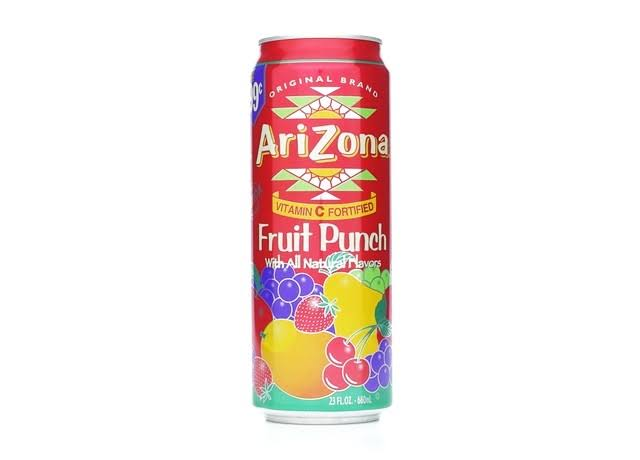 Arizona Fruit Juice Cocktail - Fruit Punch, 23oz