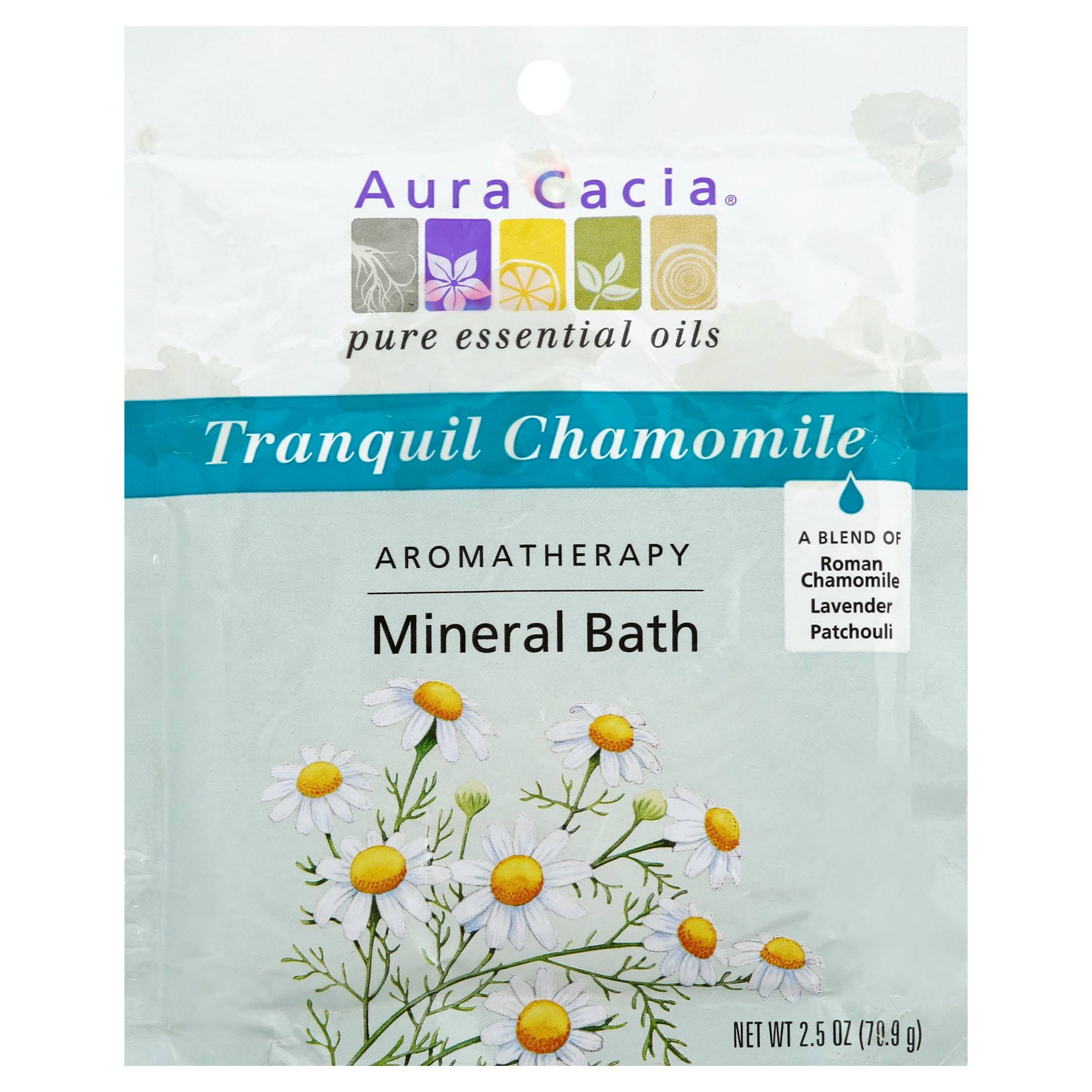 Aura Cacia Tranquility Aromatherapy Mineral Bath