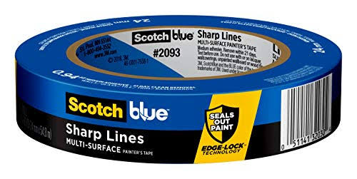 "3M ScotchBlue Advanced Multi-Surface Painter's Line Protector - 0.94"" X 60yds"