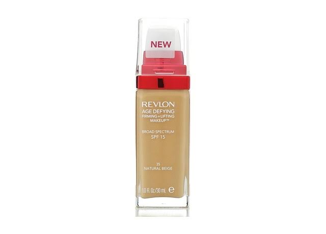 Revlon Age Defying Firming Lifting Makeup - Natural Beige, 1oz