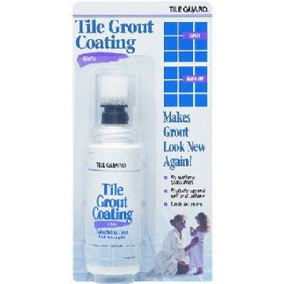 Homax 9310 Tile and Grout Coating, 4.3 oz Bottle