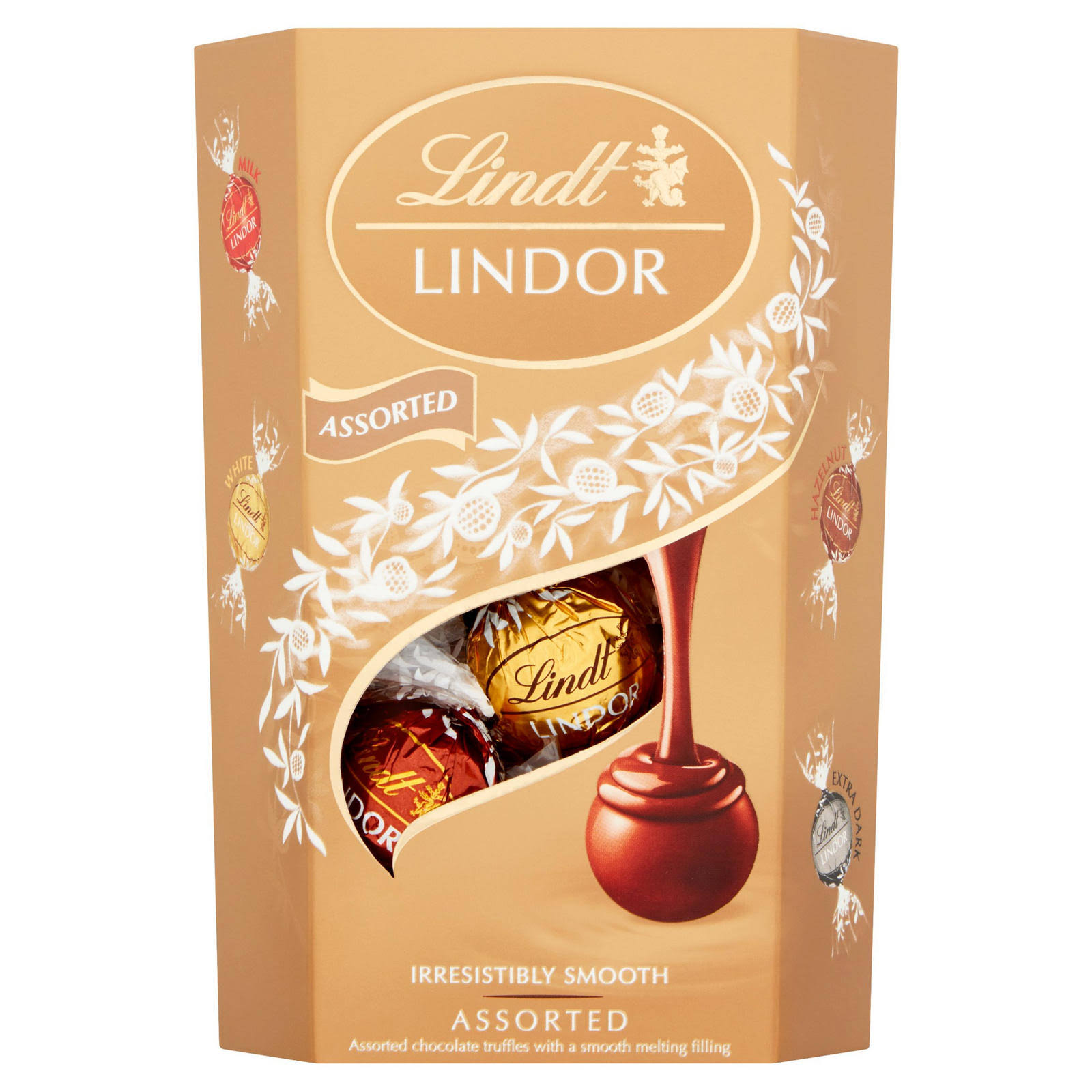 Lindt Lindor Assorted Chocolate Truffles 200 G