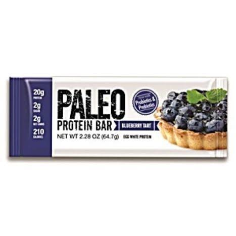 Julian Bakery Paleo Protein Bar - Blueberry Tart, 2.28oz
