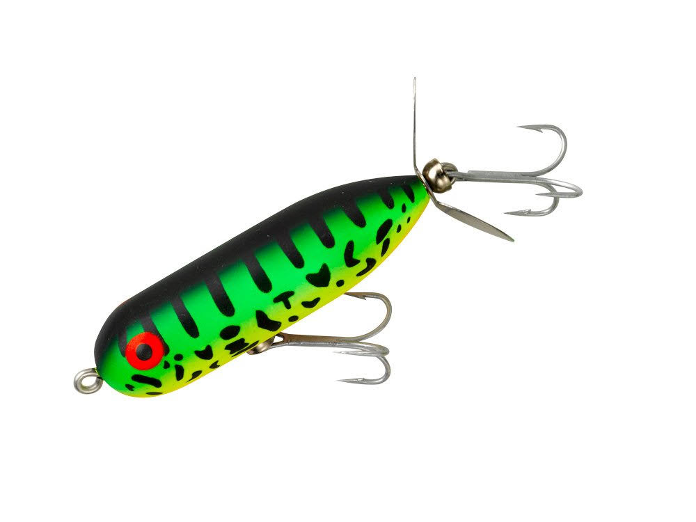 Heddon Baby Torpedo Fishing Bait - Green Crawdad, 2.5""