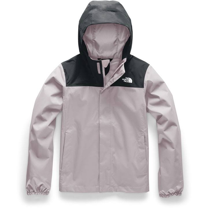 The North Face Girls Resolve Reflective Jacket, Ashen Purple / S