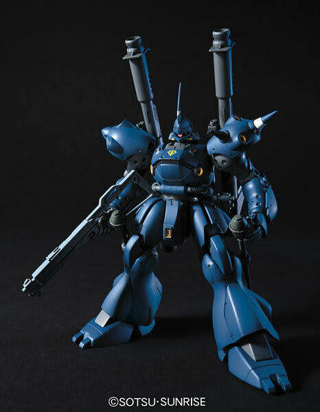 Bandai Hguc 089 Gundam MS-18E Kampfer Model Kit - 1/144 Scale