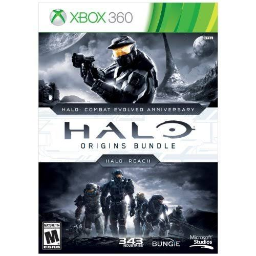 Halo Origins Bundle [Xbox 360 Game]