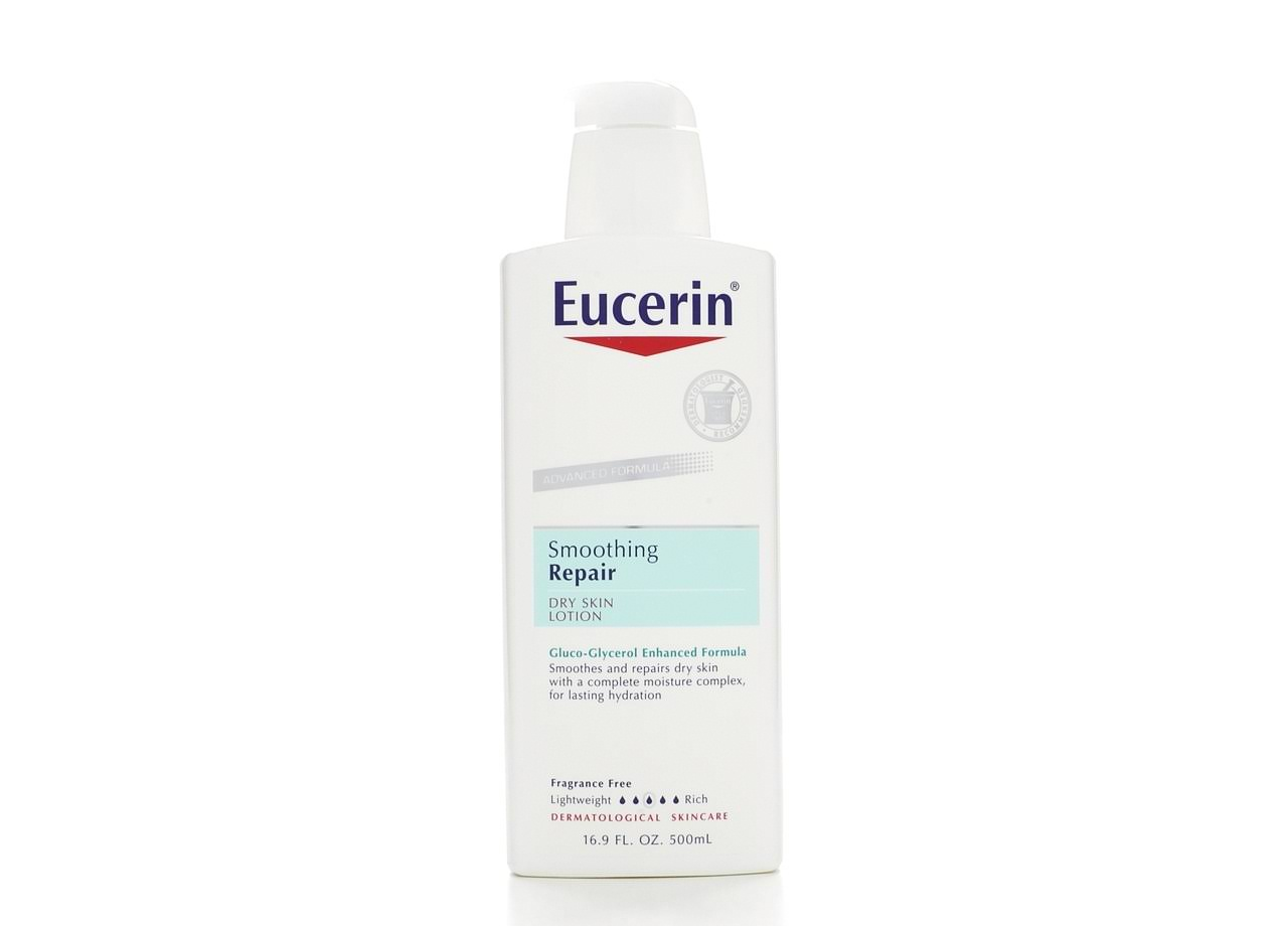Eucerin Advanced Formula Smoothing Repair Lotion - 16.9oz