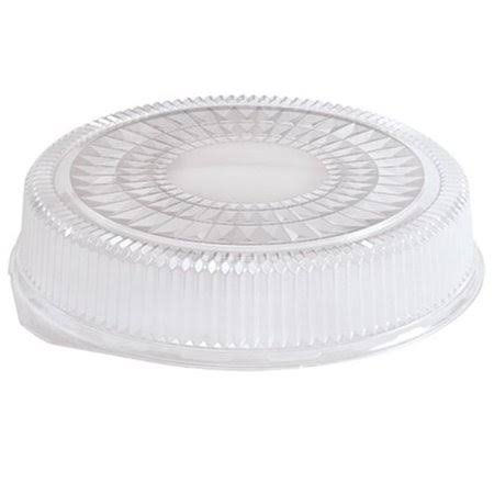 Party Dimensions 00558 Plastic Dome Lid 18 Pack of 25