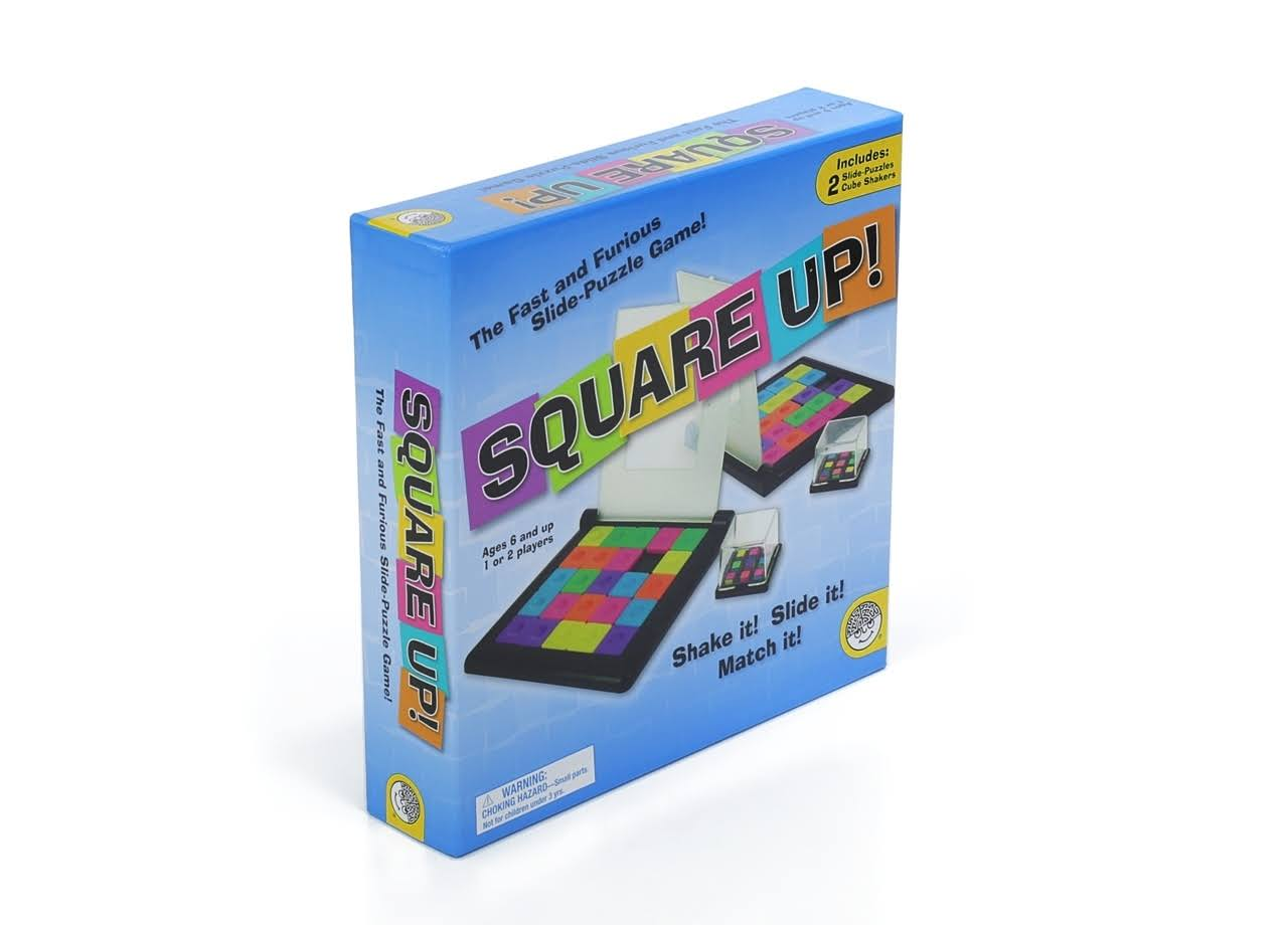 Square Up! Board Game