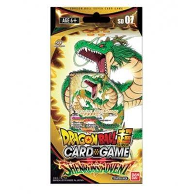 Dragon Ball Super - Shenron's Advent - Starter Deck