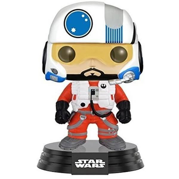 Funko Pop! Star Wars Snap Wexley Vinyl Bobble-Head Figure