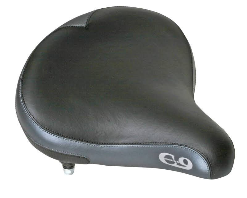 Cloud 9 Cruiser Contour Saddle - Black