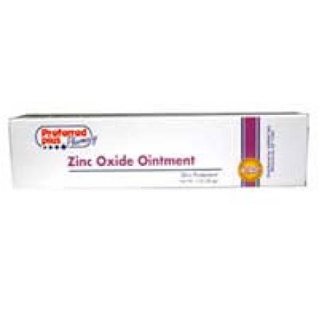 Zinc Oxide Skin Protectant Ointment for Skin Rash and Dry Itch Relief - 1oz