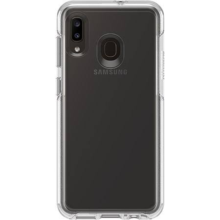 OtterBox Symmetry Series Cover for Galaxy A20 - Clear