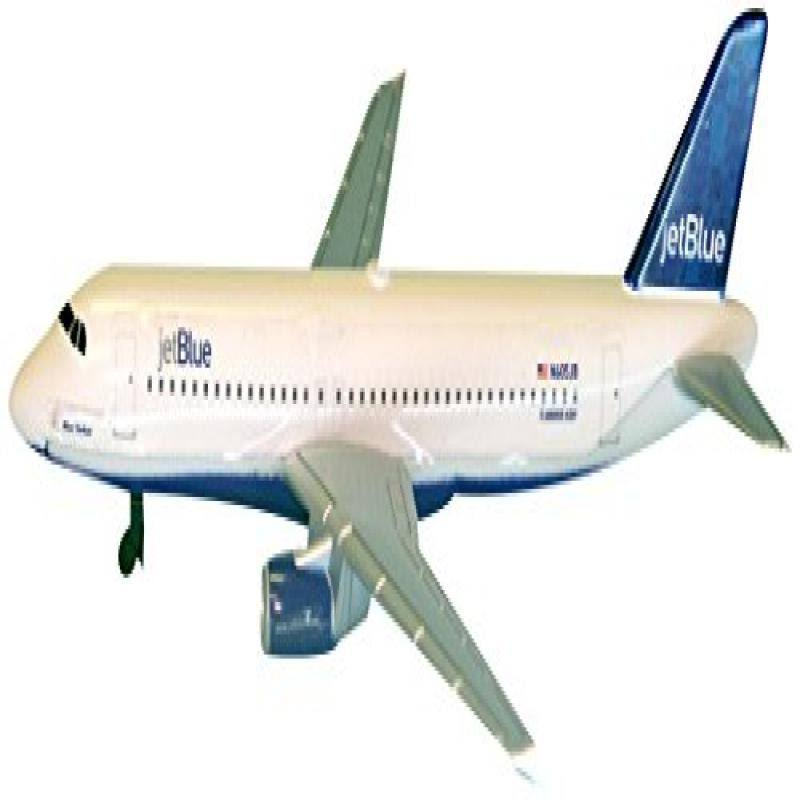 Daron Worldwide Trading RT1224 Jet Blue Single Plane