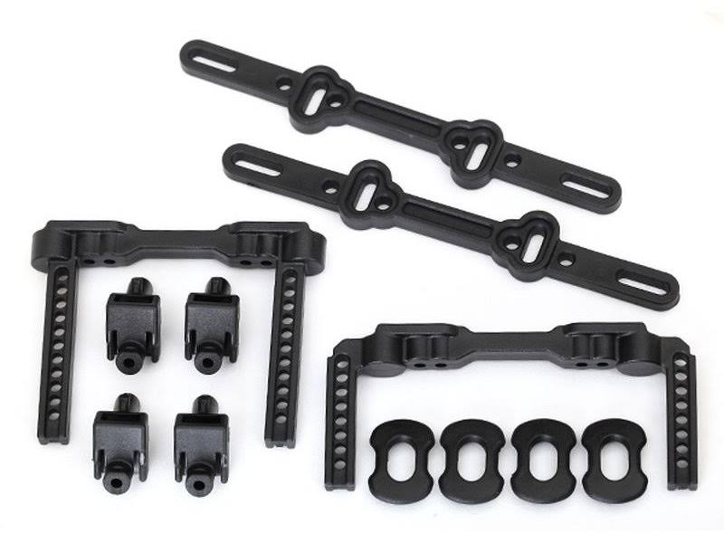 Traxxas Front and Rear Body Mounts