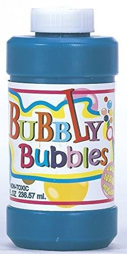 Bubbly Bubbles w/Wand 8oz