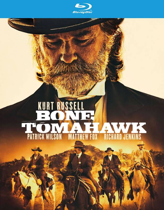 Bone Tomahawk (Blu-ray Disc, 2015) NEW!